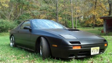 1987 mazda rx7 parts purchase used 1987 mazda rx7 rx 7 fc3s rotary engine turbo