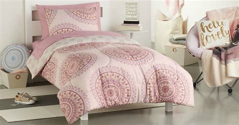 kohls twin comforters kohls com 5 piece twin xl comforter dorm sets only 39 99