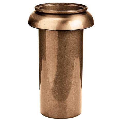 vaso portafiori vaso portafiori da incasso 3cm in bronzo con interno