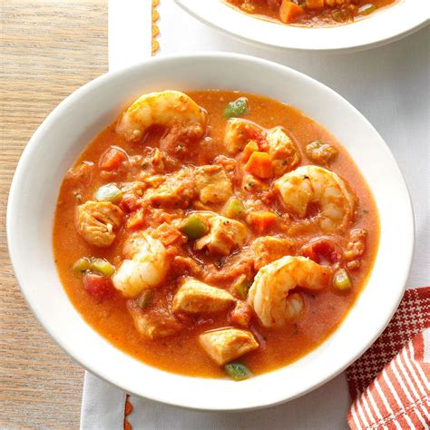 seafood soup recipe taste of home