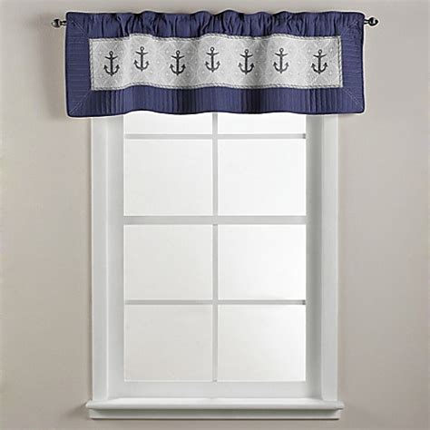 bed bath beyond valances donna sharp sailboat window valance bed bath beyond