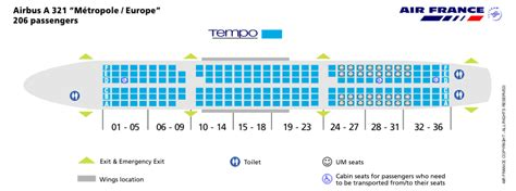 air airlines airbus a321 aircraft seating chart