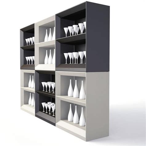 etag 232 re de bar modulable hauteur 100 cm vela h100 par vondom - Etagere Bar