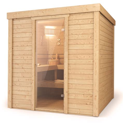 matratzen welten massivholz innensauna charlette saunakabine sauna