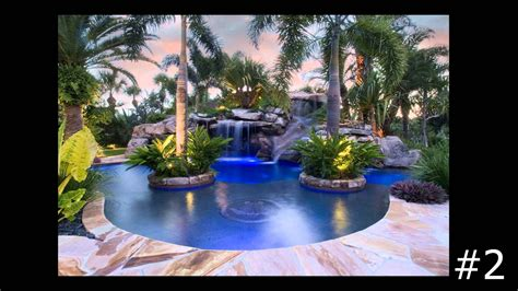 Top 10 Complete Outdoor Designs of Swimming Pools by Lucas