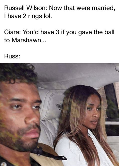 Russell Wilson Meme - 41 football memes that are way more fun than watching the