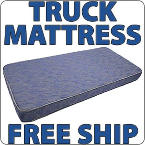 Mattress For Truck Sleeper by Route 66 Innerspring Truck Sleeper Cer Mattress Ebay