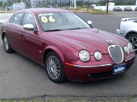 2007 jaguar s type for sale 2007 jaguar s type for sale carsforsale