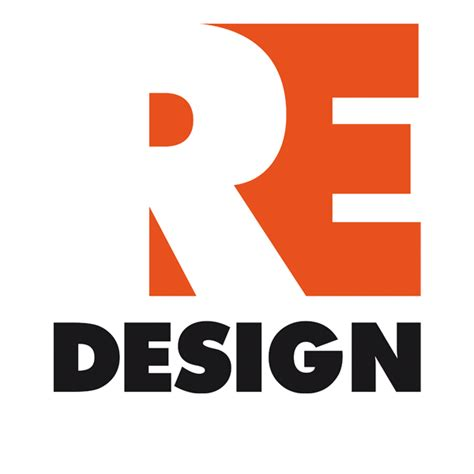 re layout logo re design by studio hille hilda groenesteyn