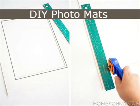 diy picture matting diy photo mats i luv diy