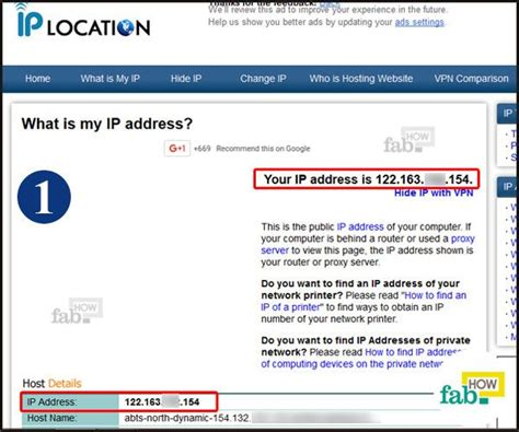 Ip Address Finder For Website How To Find Ip Address Of Windows And Mac Fab How