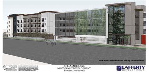 st ambrose housing developer plans for micro unit apartments in phoenix