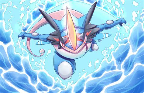 Fan Armaggeddon Azzure Blade ash greninja by azurebladexiii on deviantart