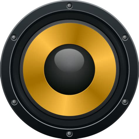 Bild Lautsprecher by Audio Speaker Png