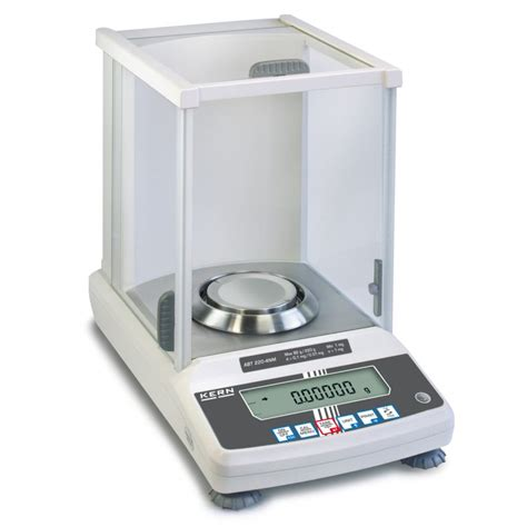 Analitical Balance kern abt 220 4m analytical balance with automatic