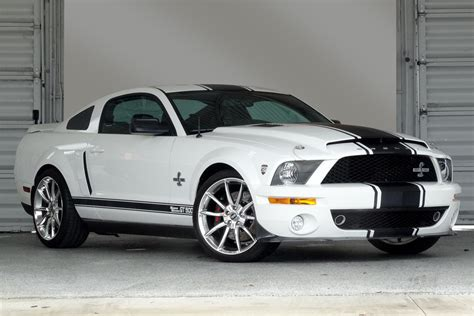 ford mustang snake 2007 ford mustang shelby gt500 snake 196389