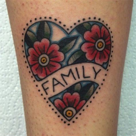 tattoo family heart heart tattoo the oldest symbol in tattoo art best