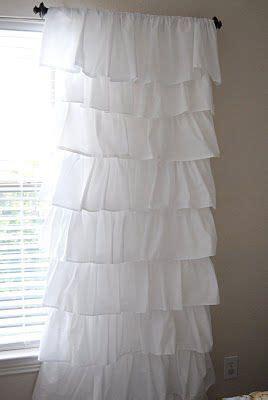 como se hacen unas cortinas como hacer cortinas con volados cortinas hacer