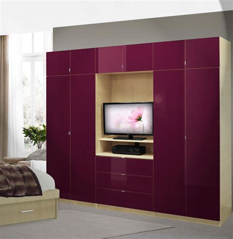 Wardrobe Closet Wall Unit Aventa Bedroom Wall Unit X Tv Wall Unit W