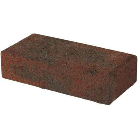 4 in x 8 in concrete paver 10502165 the home depot