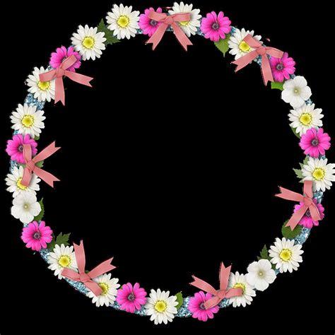 gambar bunga vektor png desain inspirasi bingkai bunga