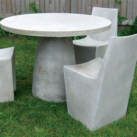 fiberglass outdoor furniture zachary a design lightweight fiberglass outdoor furniture