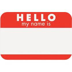Hello My Name Is Template by 7 Best Images Of Hello My Name Is Tags Printable Hello