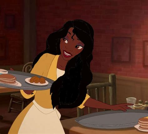 how to get hair like tiana s from empire disney princess images tiana with odette s hair wallpaper