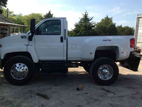 GMC topkick 7500 (2007) : Commercial Pickups