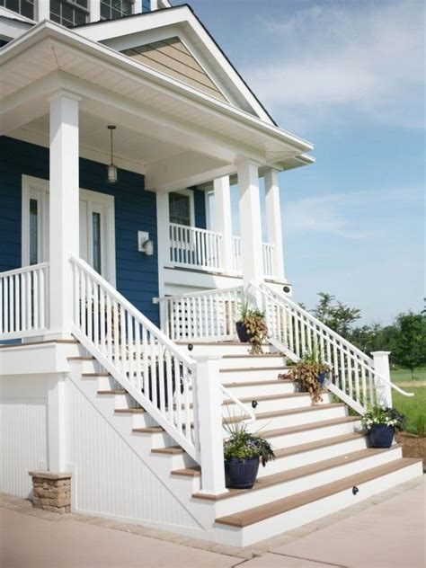 Front Staircase Design Front Steps Railing Design Front Stairs