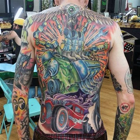 tattoo hot rod show 194 best images about sleeve pieces on pinterest truck