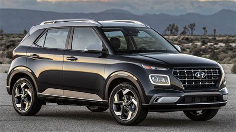 Hyundai Venue 2020 Price by 2020 Hyundai Venue Preview Consumer Reports