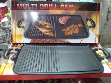 Panggangan Ayam Bakar multi grill pan alat panggang daging ikan ayam tanpa arang