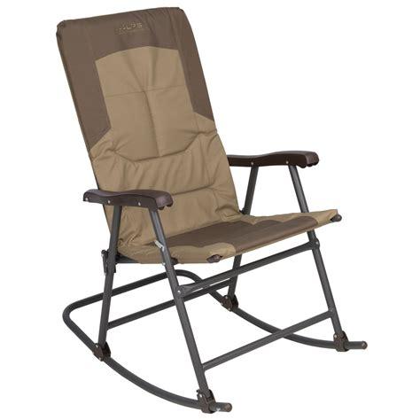alps mountaineering c chair khaki alps mountaineering rocking chair save 30
