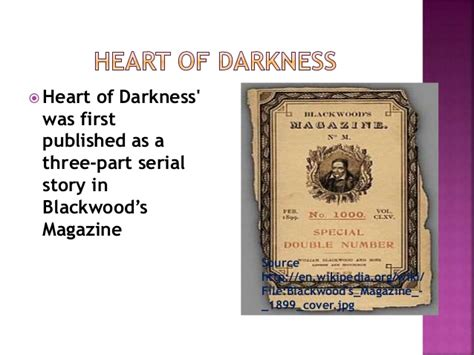heart of darkness section 3 heart of darkness and traces of marxism