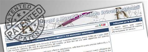 ufficio brevetti vicenza e on line il data base dei brevetti e marchi italiani un