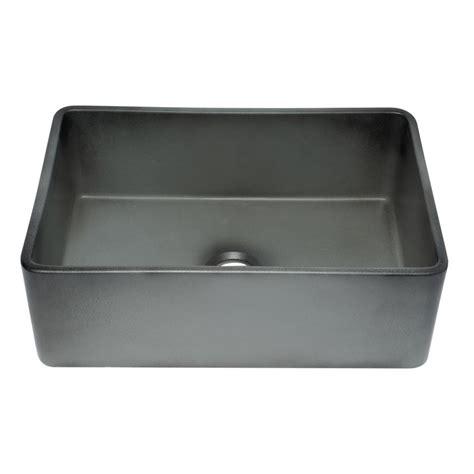 Alfi Farmhouse Sink alfi brand farmhouse fireclay 30 in single bowl kitchen