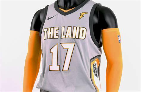 jersey design cavs the cavaliers unveil city edition uniform cleveland
