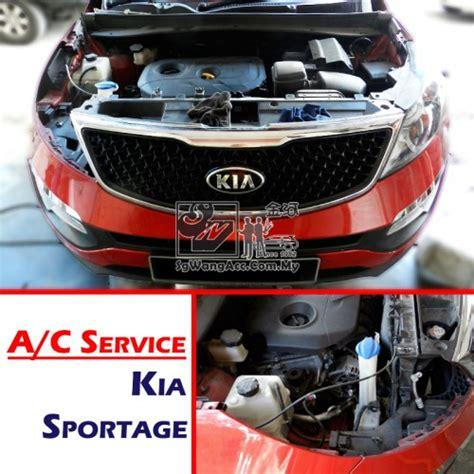 kia sportage year  air cond compressor