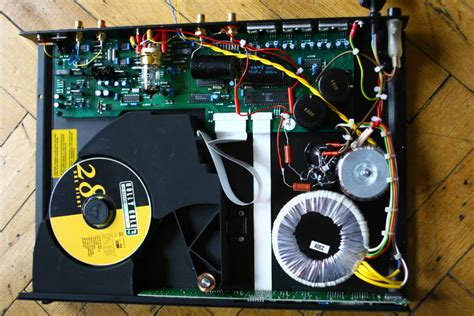 Cd Electrico So Much More Inside 2 naim cd3