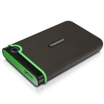 Hardisk Transcend 2 transcend storejet j25m3 1tb usb 3 0 portable drive