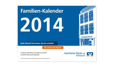 www aachener bank referenzen oecher design medienagentur