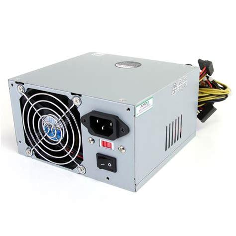 Power Supply Powerup 450w 450w atx computer power supply replacement power supplies startech
