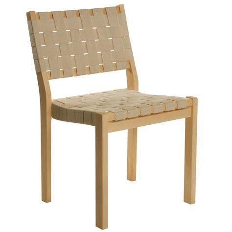 stuhl geflochten artek 611 stuhl schwarz leinengurte alvar aalto holzstuhl