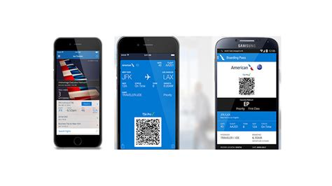 american airlines mobile american airlines offers mobile boarding and larger planes