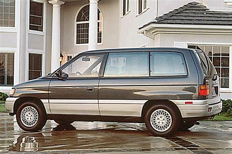 how petrol cars work 1990 mazda mpv regenerative braking 1990 98 mazda mpv consumer guide auto
