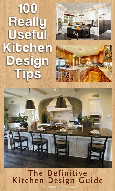 Kitchen Design Guide by 100 Kitchen Design Tips The Definitive Kitchen Design Guide