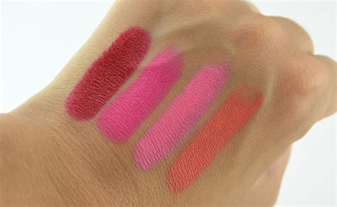 N Mega Lip Color n mega last lip color lipstick review