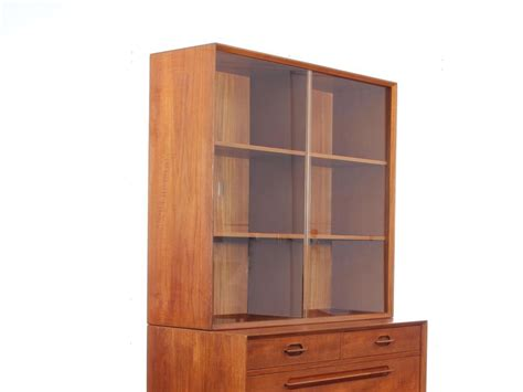 Teak Bar Cabinet Teak Bar Cabinet By Ejvind A Johansson For Ivan Gern 1960s For Sale At Pamono