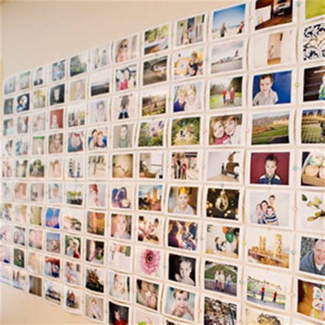ways to display photos without frames 12 beautiful ways to display your family photographs